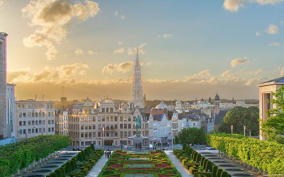 Bestemming ... Brussel, Louizalaan