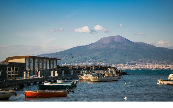 Welkom aan de kust van Sorrento