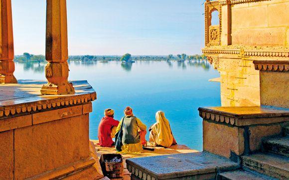 Welkom in India