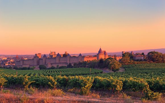 Welkom in Carcassonne