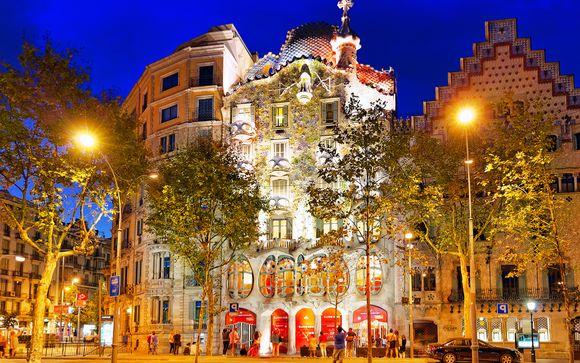 Welkom in Barcelona, Eixample