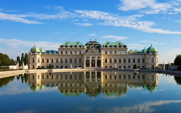 Welkom in Wenen, Belvedere