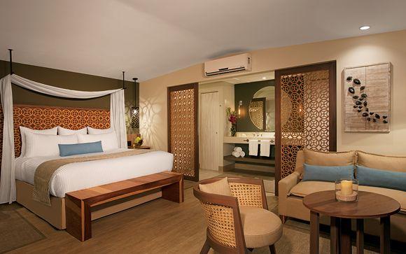 Uw verlenging in hotel Secrets Papagayo 5*