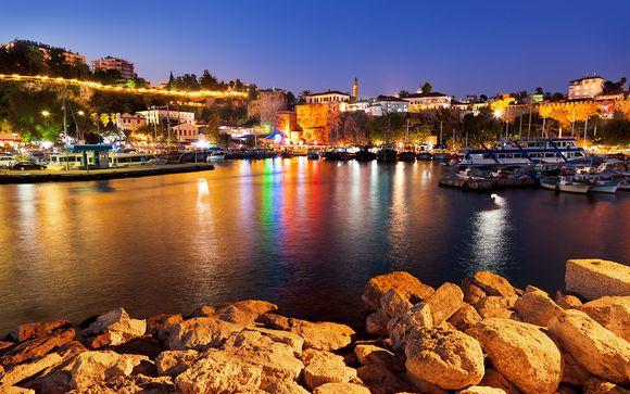 Welkom in Antalya
