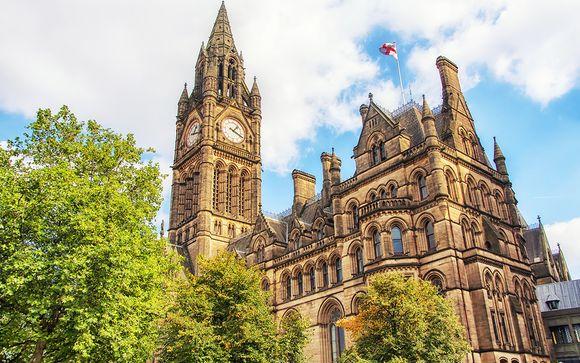 Welkom in... Manchester