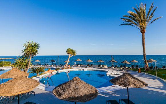 Uw optionele strandverlenging in Hotel Sol Guadalmar 4* aan de Costa Del Sol