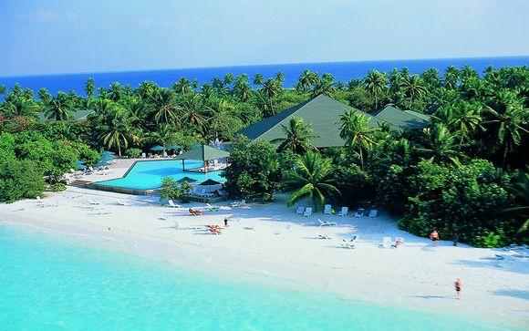 Uw strandverblijf op de Malediven