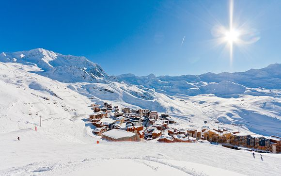Welkom in ... Val Thorens!