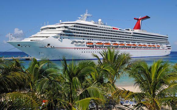 Uw optionele cruise naar de Bahama's