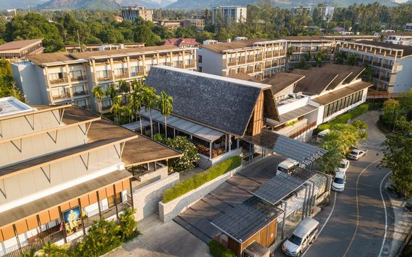 Deevana Plaza Krabi Ao Nang 4*