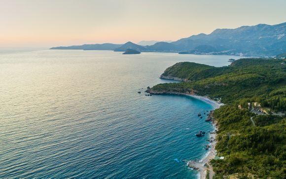 Welkom aan de ... Budva Riviera!