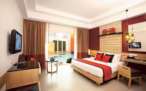 Uw optioneel verblijf in Krabi
