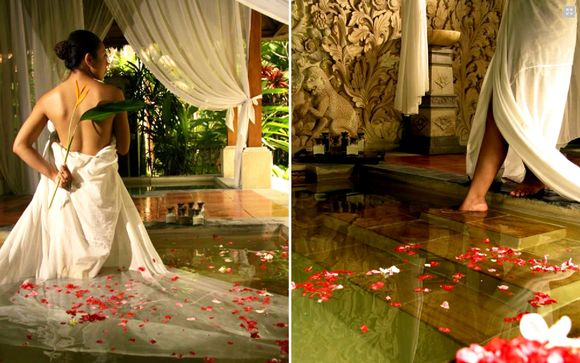 The Mansion Baliwood 5* in Ubud