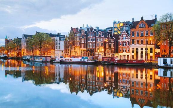 Welkom in... Amsterdam!