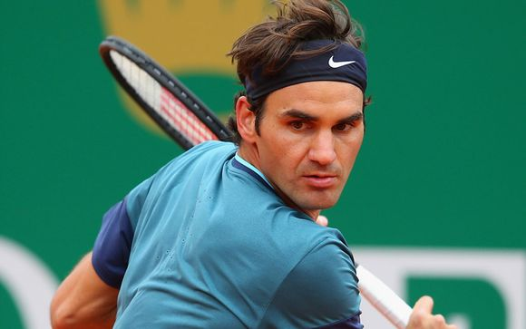 Monte Carlo Rolex Masters Tennis