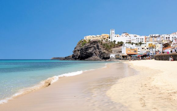Welkom op... Fuerteventura!