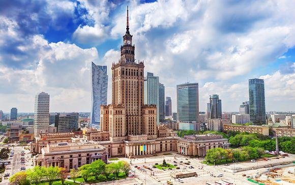 Welkom in...Warschau