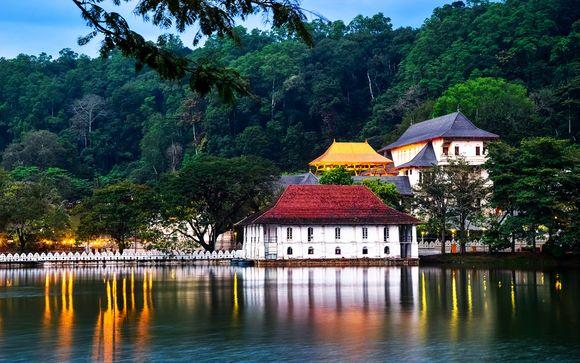 Welkom in... Sri Lanka!