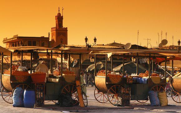 Welkom in... Marokko