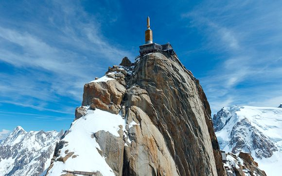 Welkom in... Chamonix Mont-Blanc