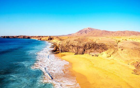 Welkom op... Lanzarote!
