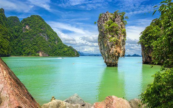 Welkom in... het zuiden van Thailand
