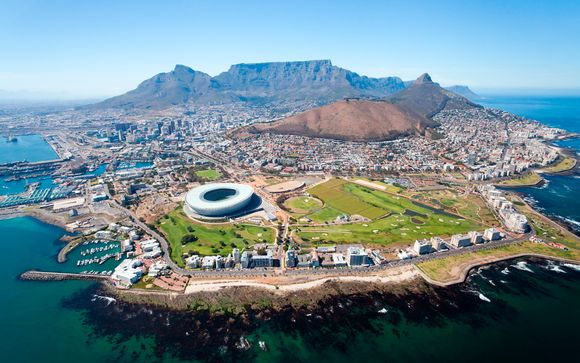 Welkom in... Zuid-Afrika en Mauritius