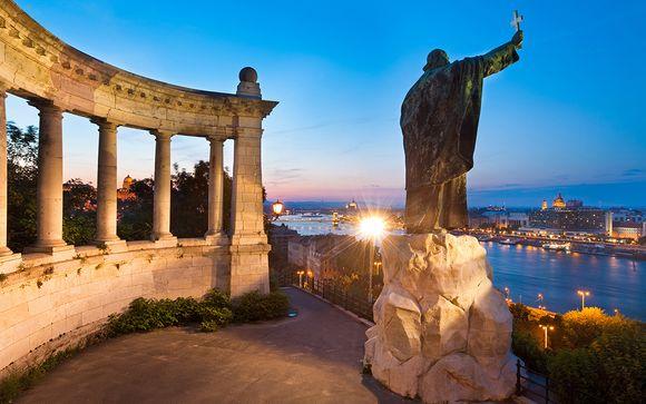 Welkom in... Boedapest