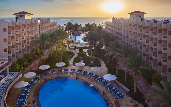 Sea Star Beau Rivage 5* in Hurghada