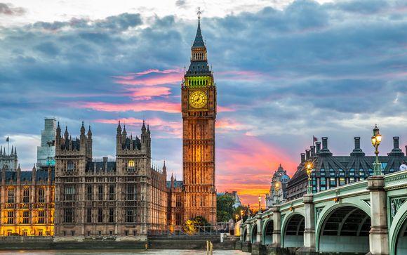 Welkom in...Londen