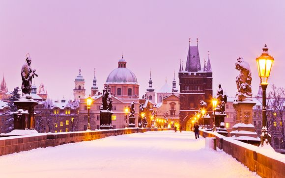 Welkom in...Praag