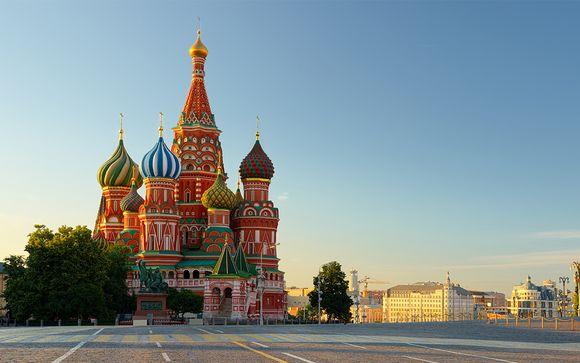 Uw cruise van 11 nachten vanuit Moskou