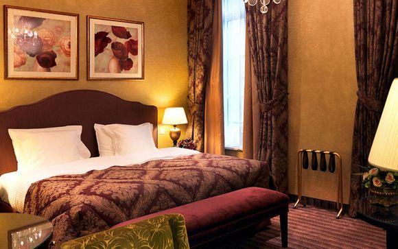 Uw hotel 4*