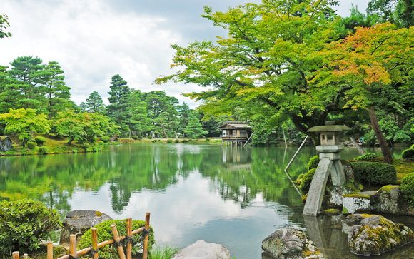 Programma voor de Essential Japan Tour
