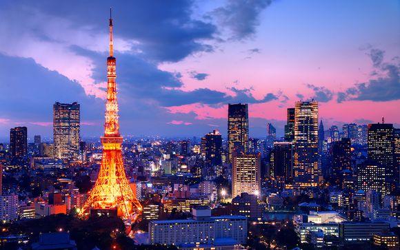 Programma voor de Basic Japan Tour