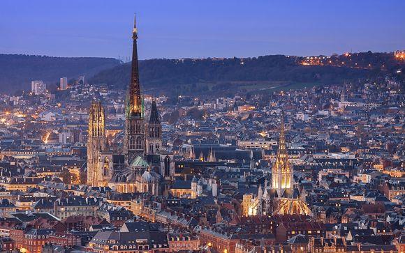 Welkom in ... Rouen!
