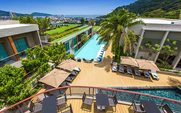 Mai House Patong Hill 5* in Phuket