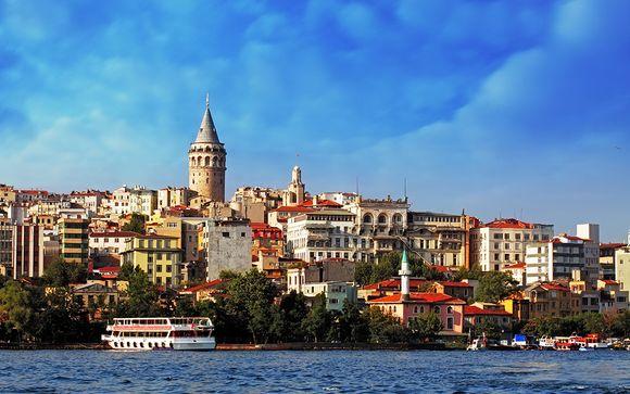 Welkom in ... Istanbul!