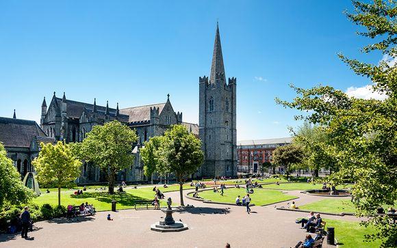 Welkom in ... Dublin!
