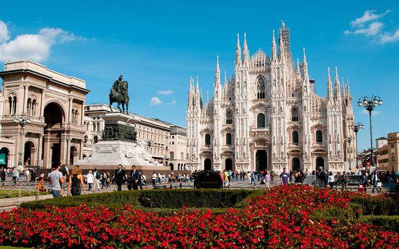 Welkom in ... Milaan!
