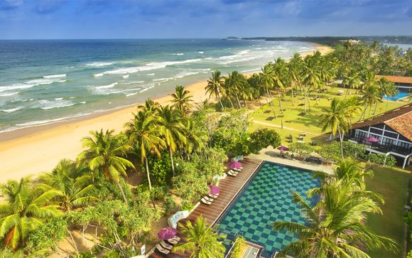 Uw strandverblijf in het Avani Bentota Resort 4*