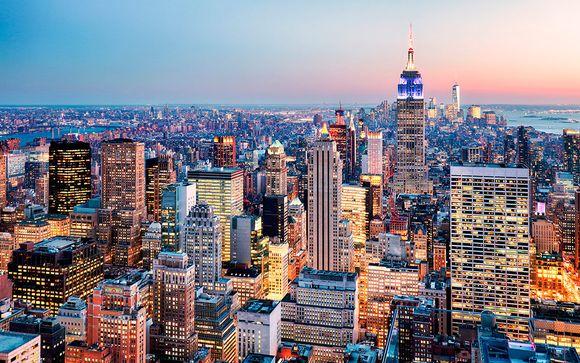 Welkom in ... New York !