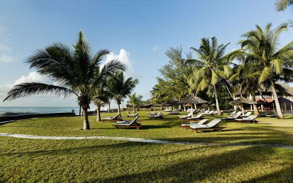 Neptune Palm Beach Boutique Resort & Spa 4*