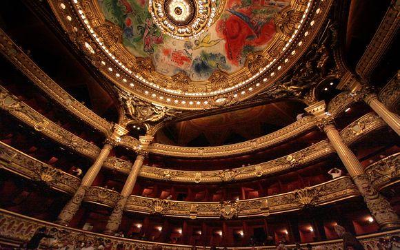 Uw inbegrepen excursie (bij de aanbieding met Opéra Garnier)