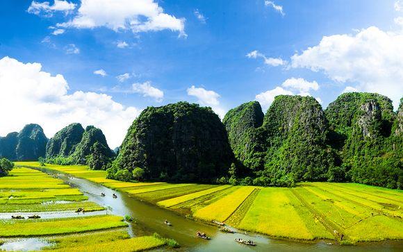 Uw optionele verlenging in Ninh Binh