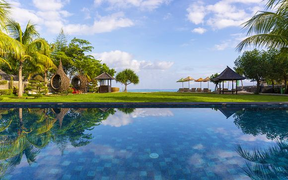 Adiwana D'Nusa Beach Club 4* in Nusa Lembongan