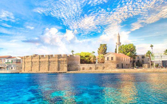 Welkom in ... Larnaca!