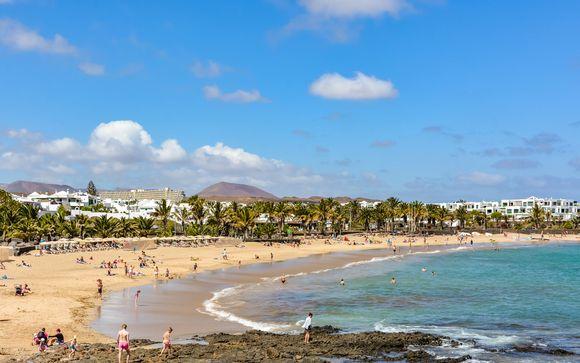 Welkom op ... Lanzarote!
