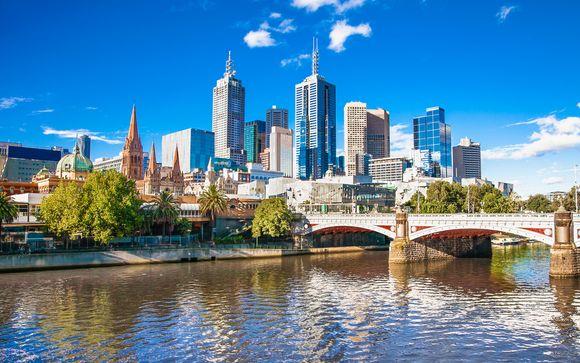Uw verblijf in Melbourne