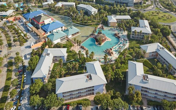 Hotel Caribe 4* in PortAventura World